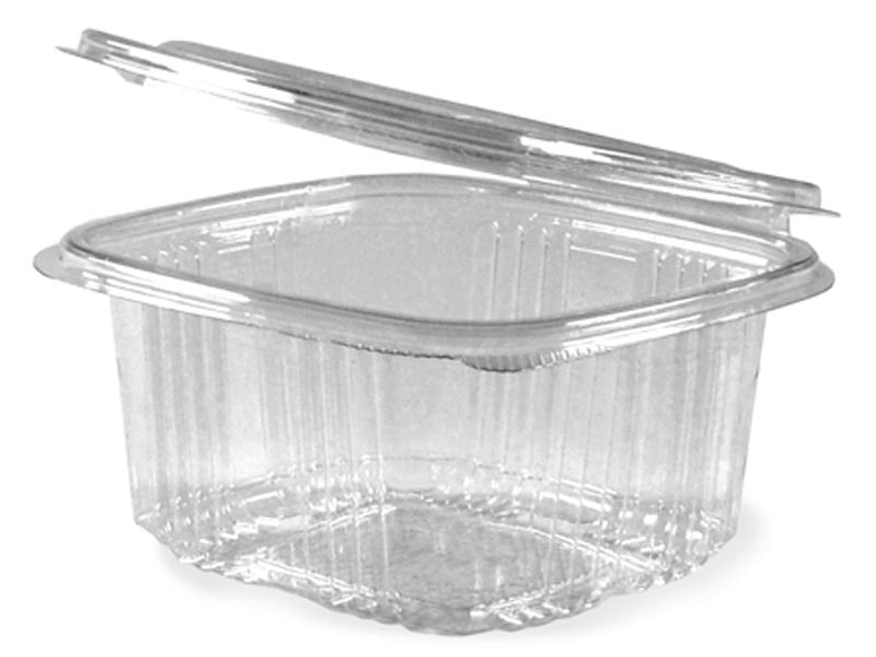 77605 50 salatschalen klappschalen delicase salat to go. Black Bedroom Furniture Sets. Home Design Ideas