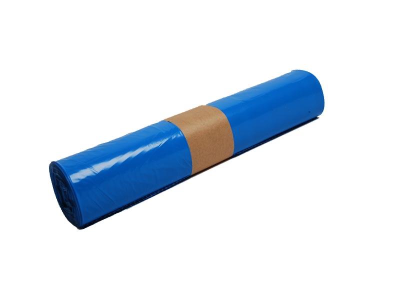 49800 250 Müllsäcke 120 l 700x1100 mm Typ 60 blau Müllsack Sack Müll