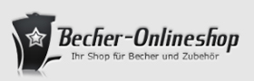 Logo Becher-Onlineshop
