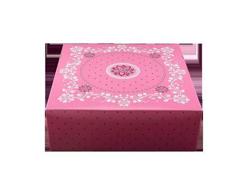 Tortenkarton pink