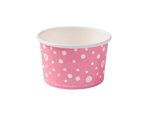 Eisbecher pink